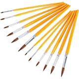 Paint Brushes, Practical Art Paint Brushes Oil Paint Brushes Artist Paint Brushes Paint Brush Set, Watercolor Paint Brushes f