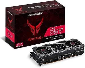 PowerColor AMD Radeon RX5700XT 搭載 グラフィックボード GDDR6 8GB オリジナルファンモデル AXRX 5700XT 8GBD6-3DHE/OC