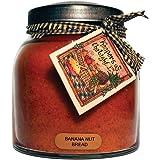 A Cheerful Giver Banana Nut Bread 34 oz. Papa Jar Candle