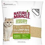 Nature's Miracle Premium Clumping Corn Cob Litter 8 kg