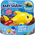 Robo Alive Junior Robotic Baby Shark (Assorted Color)