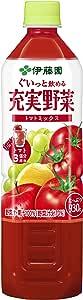 伊藤園 充実野菜 トマトミックス 930g ×12本