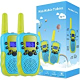 Selieve Toys for 3-12 Year Old Boys Girls, Walkie Talkies for Kids 22 Channels 2 Way Radio Toy with Backlit LCD Flashlight, 3