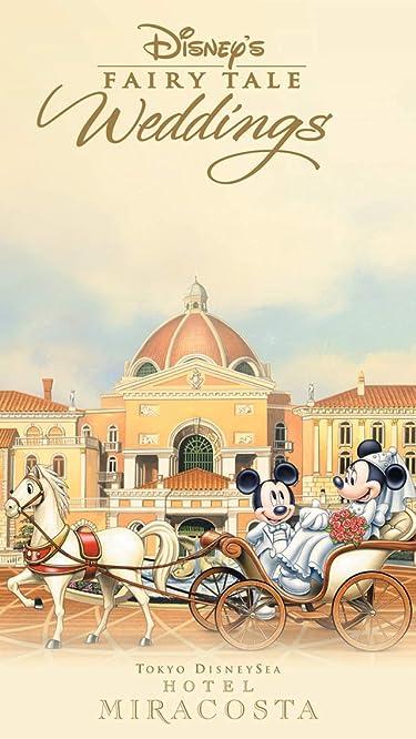 ディズニー  iPhone/Androidスマホ壁紙(640×1136)-1 - 『フェアリーテイル・ウェディング』ミッキー,ミニー