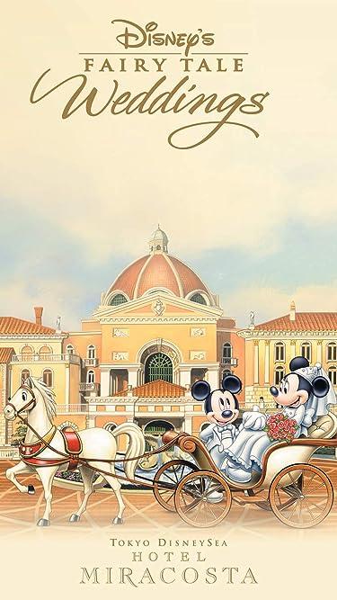 ディズニー  iPhone/Androidスマホ壁紙(540×960)-1 - 『フェアリーテイル・ウェディング』ミッキー,ミニー