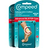 Compeed Advance Blister Care Cushions, Medium, Package of 5 Cushions (2 Count)