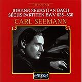 J.S.バッハ:6つのパルティータ (2CD) (J.S. Bach: Sechs Partiten BWV 825-830)