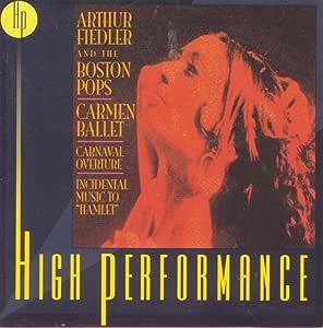 Carmen Ballet / Incidental Music to Hamlet