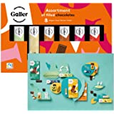 Galler (ガレー) チョコレート ミニバー 6本入 (ポストカード付き)