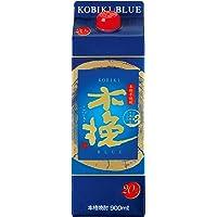 雲海酒造 木挽BLUE 芋焼酎 スリムパック [ 焼酎 20度 宮崎県 900ml ]