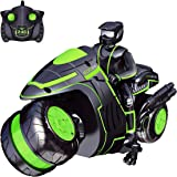 Selieve Remote Control Car for Kids, 2.4Ghz High Speed and 360° Spinning Remote Control Motorcycle with One Rechargeable Batt