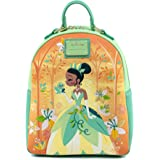 Loungefly Disney Tiana Mini Backpack Standard