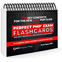 PMP Exam Flashcards (PMBOK Guide, 7th Edition): Including FR…
