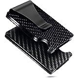 LE ARGENT (ル アルジャン) マネークリップ クレジットカードケース 財布 磁気防止 スキミング防止 大容量 メンズ 個人情報盗難防止 NFC保護