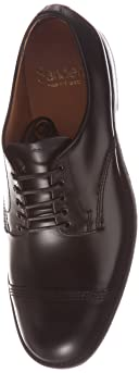 Military Derby Shoe 8803: Black