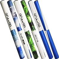 ANUWAA 電子タバコ 使い捨て レッドブル メンソール スーパー清涼感 6本セット 400-450回吸引可能 禁煙補…