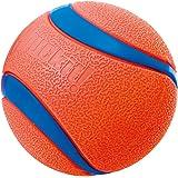 "Chuckit! 170015 Ultra Ball, Orange/Blue, Medium 2.5"""