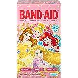 BAND-AID(バンドエイド) 救急絆創膏 ディズニープリンセス 20枚