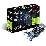 ASUS NVIDIA GeForce GT 710 / 2GB GDDR5 / HDMI 2.0b / HDMI 1.4a / ファンレス設計 / 2slot / GPU Tweak II / GT710-SL-2GD5-BRK