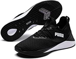 PUMA Men's Jaab XT Sneaker, Black White