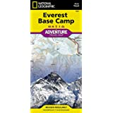 National Geographic Everest Base Camp: Nepal : Adventure Map…