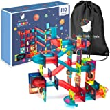 Magnetic Tiles Marble Run Toy Set | The Ultimate STEM Toy for Cognitive Development - Over 10,000 Building Combinations | Hou