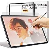 PaperLike iPad Pro 11 Screen Protector, [Install Frame] ambison High Touch Sensitivity iPad Pro 11 Matte PET Film, Anti-Glare