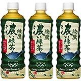 コカ・コーラ 綾鷹 濃い緑茶 PET 525ml ×3本