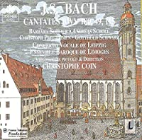 Bach;Cantatas Bwv49, 115, 180