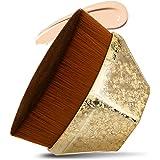 Endoto ファンデーションブラシ 多機能化粧ブラシ 化粧筆 メイクブラシ フェイスブラシ シェーディングブラシ パウ…