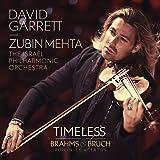 """""""Timeless"""" Brahms & Bruch Violin Concertos"""