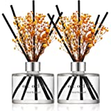 Cocod'or Preserved Real Flower Reed Diffuser, Floral Bouquet Reed Diffuser, Reed Diffuser Set, Oil Diffuser & Reed Diffuser S