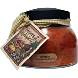 A Cheerful Giver Orange Cinnamon Clove 22 oz. Mama Jar Candle