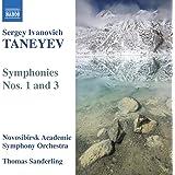 Symphonies Nos 1 & 3