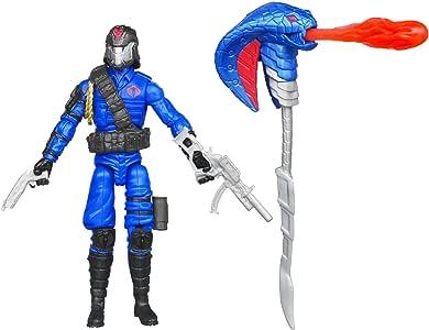 Hasbro G.I.ジョー2 リテレーション 3.75インチ ベーシックフィギュア コブラコマンダー Cobra Commander【並行輸入】