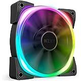 NZXT Aer RGB 2 PCケースファン RGB対応 120mm HF-28120-B1 FN1449