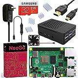 NEEGO Raspberry Pi 4 4GB コンプリートキット - 4GB RAM