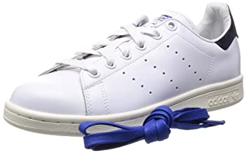 Stan Smith: S77475 White / Collegiate Royal