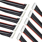 10pcs JST-XH 8S LiPo Balance Wire Lead Extension Cable 30cm 22awg for RC Car and Plane