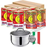 New Moon Australia Wild, 6 count + South Africa Abalone Bundle, 2 count + Free Lagostina Pot