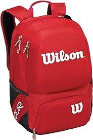 Wilson(ウイルソン) テニスバッグ TOUR V siries (ツアー5 シリーズ) [ バックパック/ラケットバッグ ]