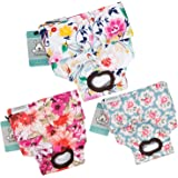 CuteBone Dog Nappies Female Large 3 Pack for Doggie D14L-AU