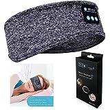 Sleep Headphones Bluetooth Headband- Wireless Headphones with Ultra-Thin HD Stereo Speakers Sports, Workout, Sleeping, Air Tr
