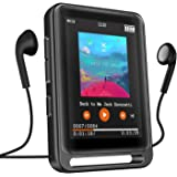 "MP3 Player, Searick 16G MP3 Player with Bluetooth 4.2, 2.4"" LCD Portable HiFi Lossless Sound Music MP3 Players with FM Radio/"