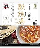 永谷園 くらしの和漢 酸辣湯スープ 3食入×5袋