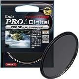Kenko カメラ用フィルター PRO1D プロND4 (W) 52mm 光量調節用 252420