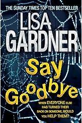 Say Goodbye (FBI Profiler 6) Kindle Edition
