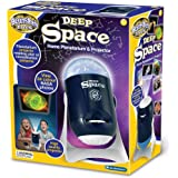 brainstorm Deep Space Home Planetarium and Projector Black,One Size,E2000