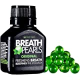 Breath Pearls Original Freshens Breath (50 softgels) (2 Pack)