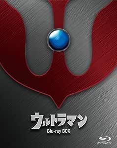 【Amazon.co.jp限定】 ウルトラマン Blu-ray BOX Standard Edition (B2布ポスター付)